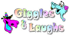 Giggles and Laughter Humor Header image