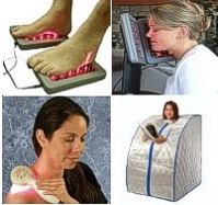 Far Infrared Deep Penetrating Light Therapy Devices