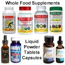 Nutritional Supplements and Health Promoting Devices