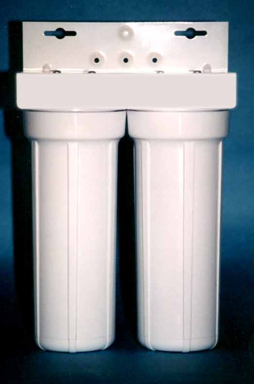 cuzn double water filter - Water Filter Cartridge