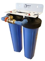 CuZn Whole House Big Blue Water Filter System image