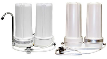 what type of water filter removes fluoride from tap water