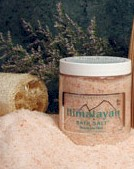 Himalayan Crystal Bath Salts