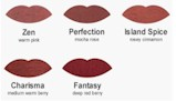 Honey Bee Lip Liner Colors image
