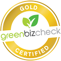 GreenBizCheck Gold Certification image