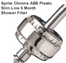 combine oxygenics showerhead with sprite shower filter for the ultimate health shower
