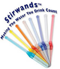 Water Stirwands for Better Hydration